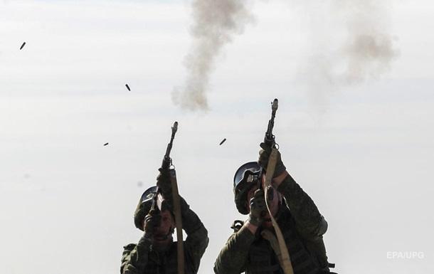 Войска у границ. Что происходит на Донбссе