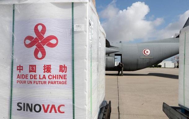Компанія Sinovac збільшила виробництво вакцини до 2 млрд доз на рік