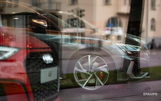 В марте украинцы купили девять тысяч новых авто