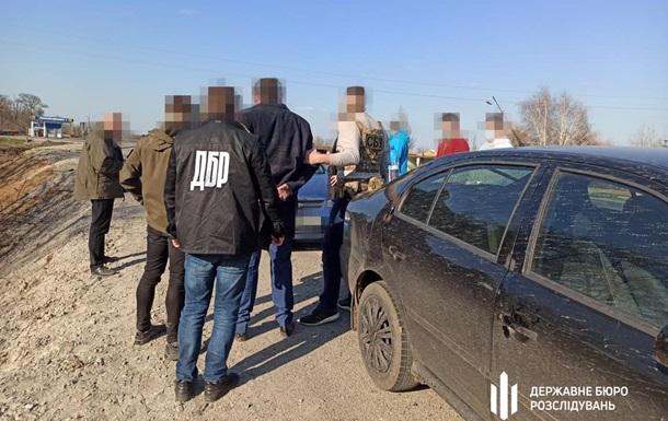 В Запорожье на взятке в $8 тысяч задержан экс-прокурор