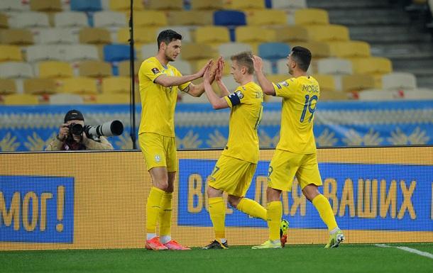 Яремчук піднявся на 15-те місце в списку бомбардирів збірної України