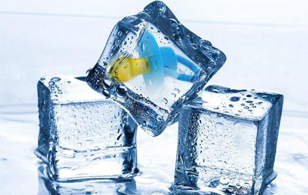 Заморозить дважды