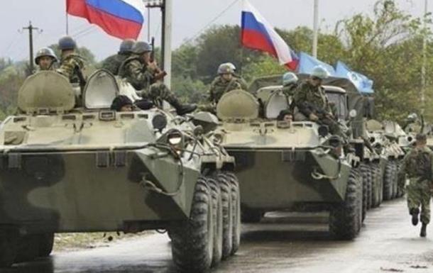 Россия готовится к провокациям на востоке Украины