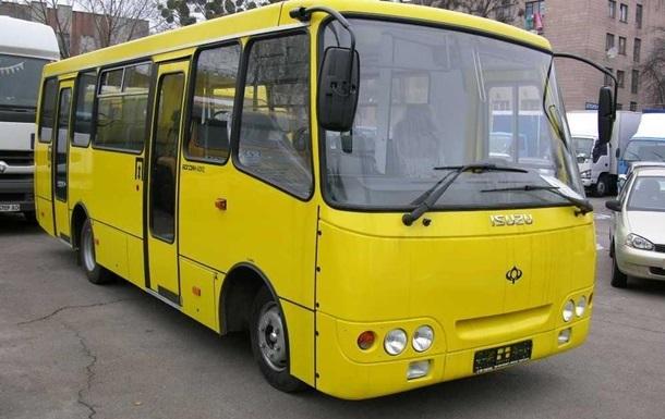 В Киеве перевозчики уменьшат число маршруток с понедельника