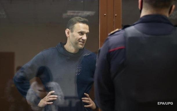 В интернете появилось видео с Навальным в колонии