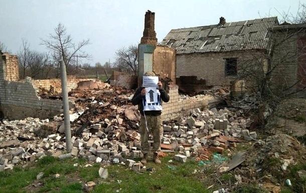 На Донбасі поранений цивільний