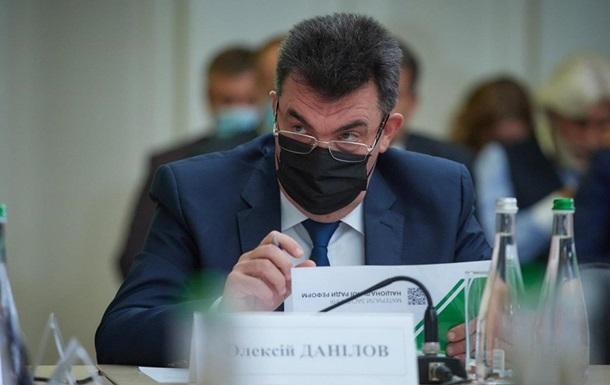 Глава РНБО анонсував указ про вакцинацію