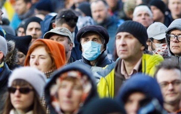 В Україні виявлено понад 20 тисяч випадків COVID