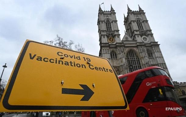 В Британии заявили о семи смертях от тромбов после вакцинации