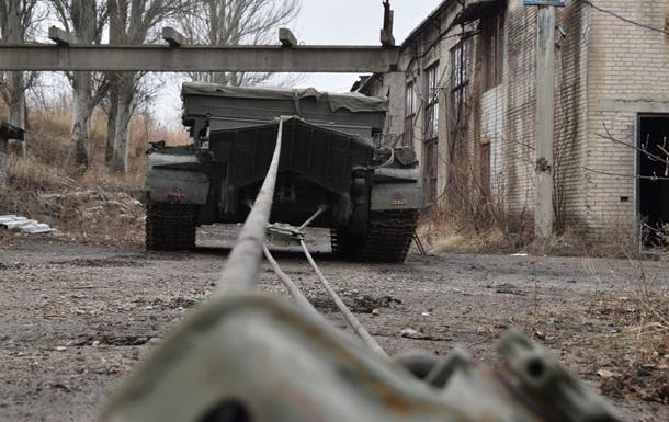 На Донбассе при подрыве под Шумами погиб военный
