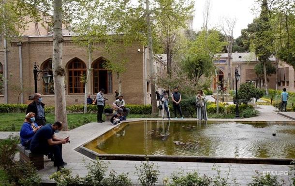 Иран заявил о начале четвертой волны коронавируса