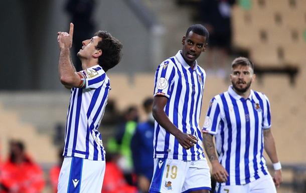 Реал Сосьєдад виграв фінал Кубка Іспанії сезону-2019/20