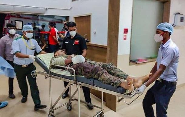 В Індії при зіткненні з бойовиками загинули 22 силовики - ЗМІ