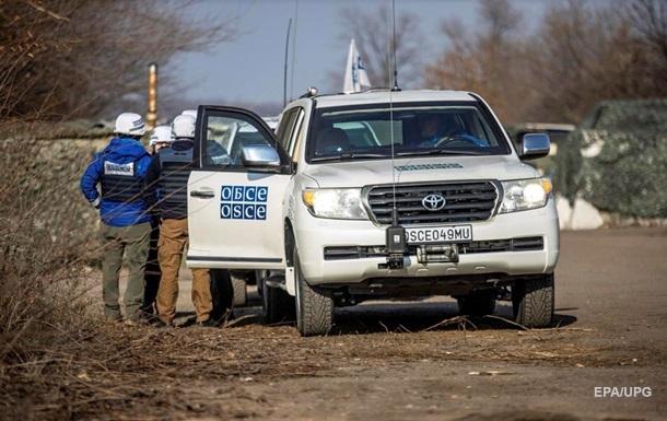 ОБСЕ: На Донбассе более тысячи нарушений перемирия