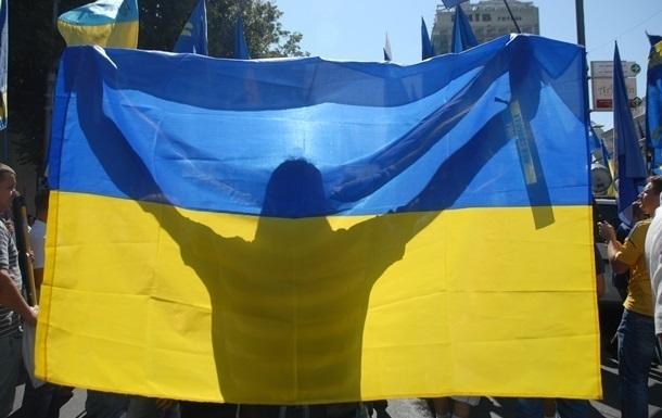 В Україні є  українська  російська мова - Мендель