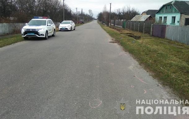 На Житомирщине полицейский сбил человека и покинул место ДТП