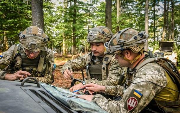 В Twitter командования НАТО появился пост на украинском языке