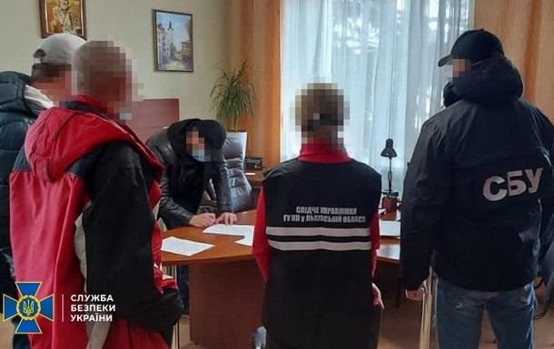 На Львівщині викрили мільйонну схему розкрадання коштів Укрзалізниці