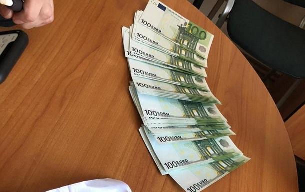 У Рівненській області фальшиві євро збувалися великими партіями
