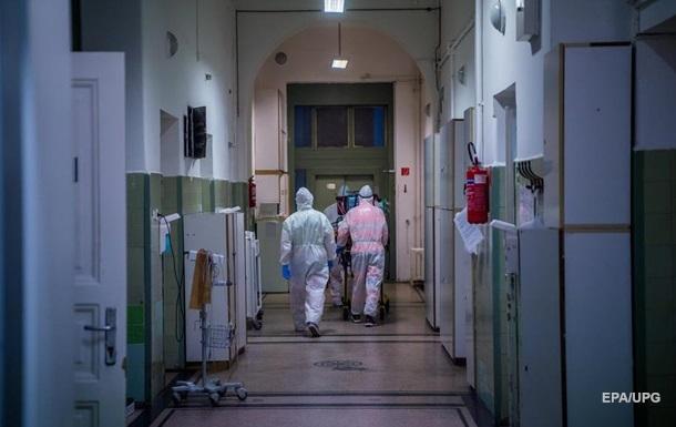 В Україні за добу 430 смертей від коронавірусу