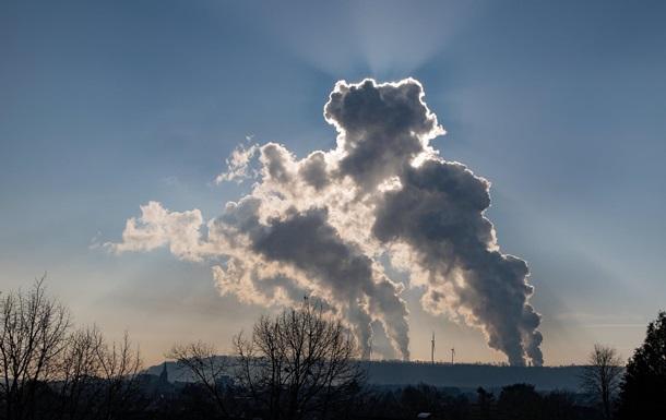 В атмосфері Землі фіксується рекордний рівень вуглекислого газу
