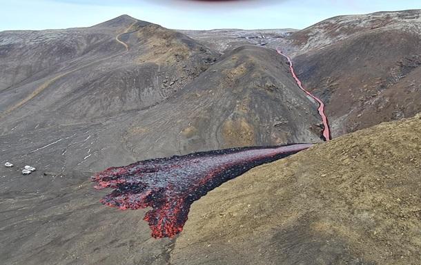 В Ісландії виникли вулканічні розломи