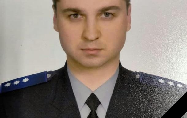 На блок-посту в Луганській області загинув молодий поліцейський