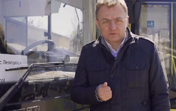 Львов отказался от закупки 100 автобусов МАЗ у Беларуси