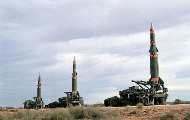 США обмінялися з Росією даними про ядерні арсенали