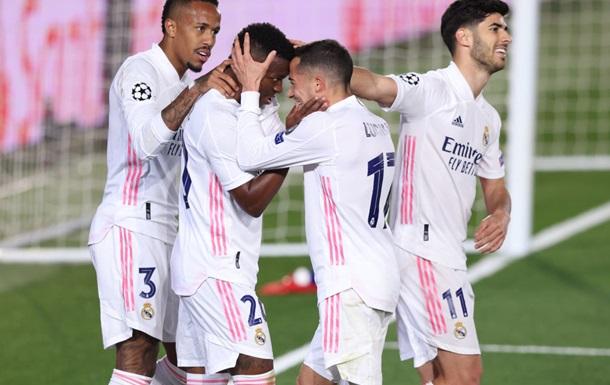 Реал здобув комфортну перемогу над Ліверпулем