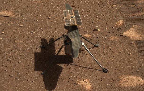 У NASA готуються до першого польоту вертольота на Марсі