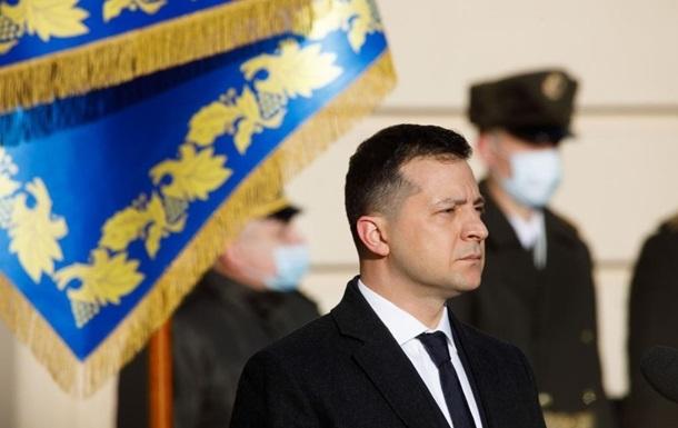 Зеленський має намір відвідати Донбас