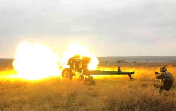 В ООС за сутки 14 обстрелов, два бойца ВСУ погибли