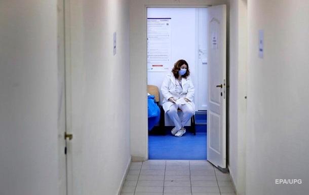 В Україні за добу 481 смерть від коронавірусу