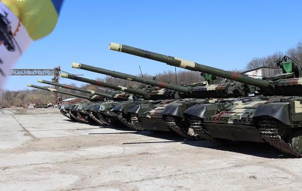 Для ЗСУ модернізували п ять танків