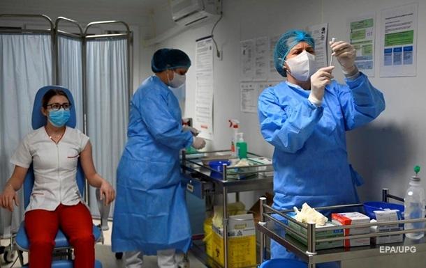 Киевская область получила пять тысяч доз COVID-вакцины