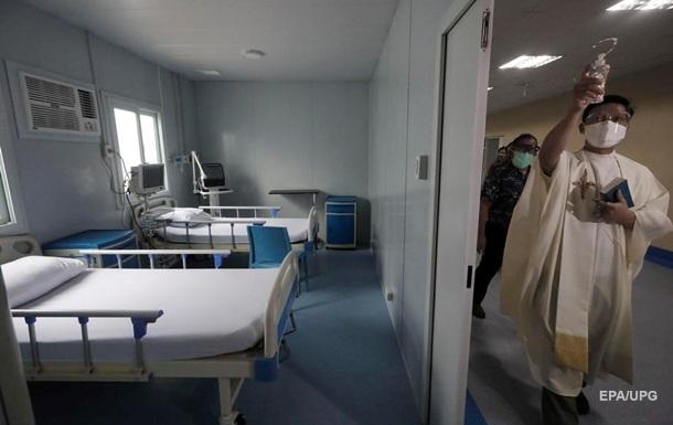 За тиждень COVID-смертність у світі зросла на 11% - ВООЗ