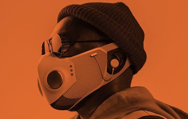 Репер Will.i.am представив  розумну  захисну маску
