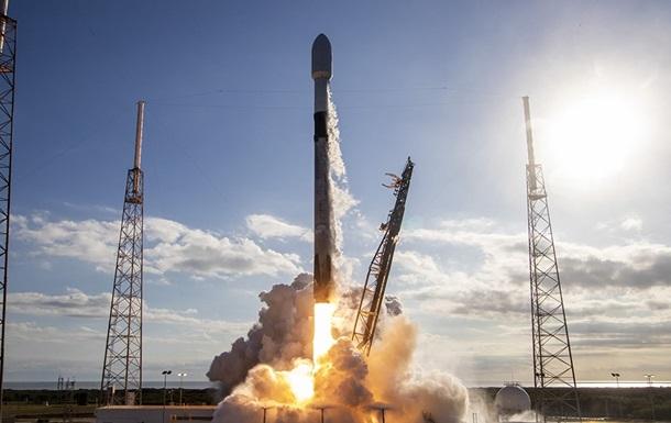 SpaceX запустила чергову партію супутників Starlink