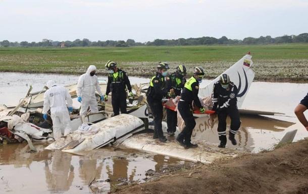 В Эквадоре разбился самолет, есть жертвы