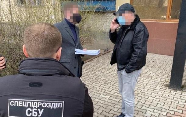 СБУ сообщила о подозрении одному из экс-руководителей Одесского порта