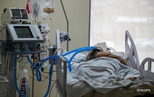 В Киеве за сутки от коронавируса скончалось 48 человек