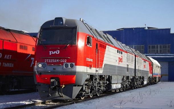 В России железнодорожник угнал локомотив
