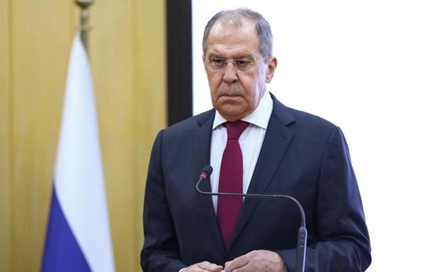 Лавров назвав  тупим  санкційний підхід США