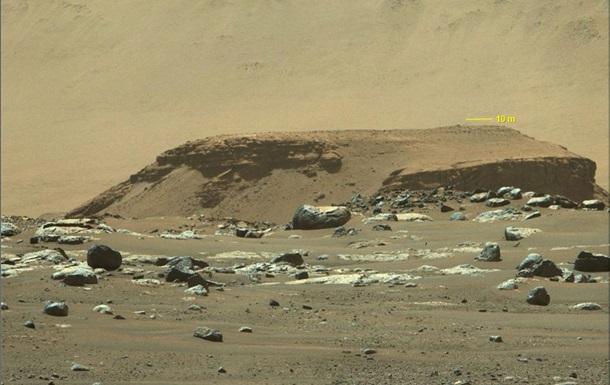У NASA розповіли про клімат на Марсі