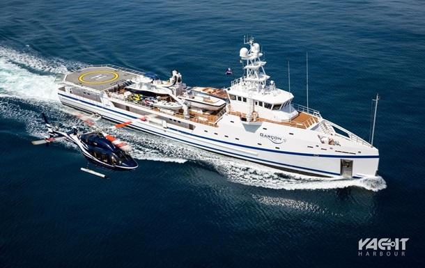 Агроолигарх Косюк продает две яхты - СМИ