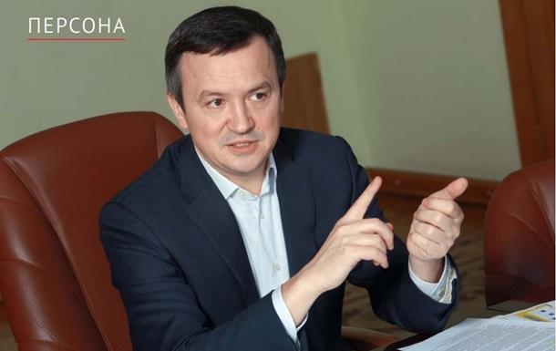 Мы против повышения налогов . Интервью министра экономики Петрашко