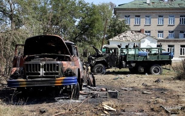 Київ передав в МКС чергові матеріали щодо Донбасу