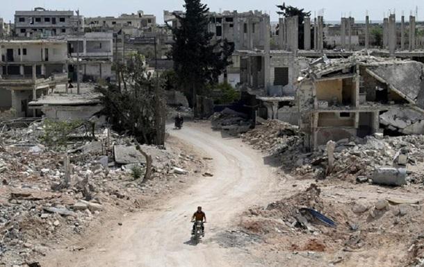 У Сирії під час обстрілу загинуло п ять осіб