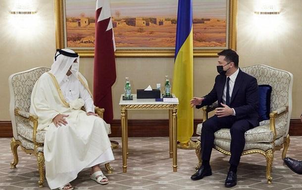 Чем команда Зеленского обидела шейхов во время своего визита в Катар